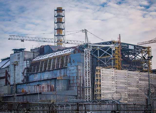 Visitare Chernobyl centrale nucleare