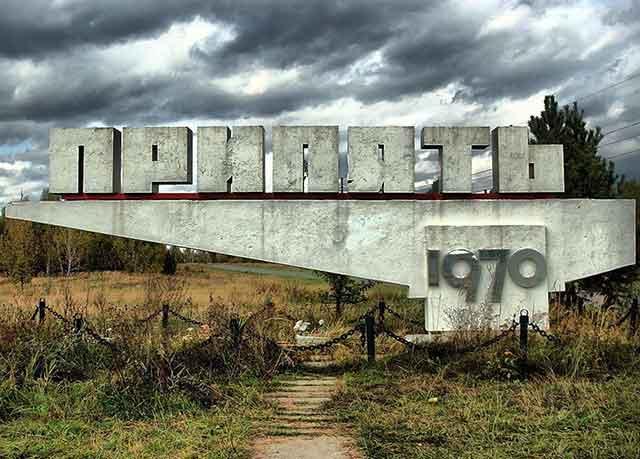 visitare Chernobyl Prypiat e la data di fondazione 1970