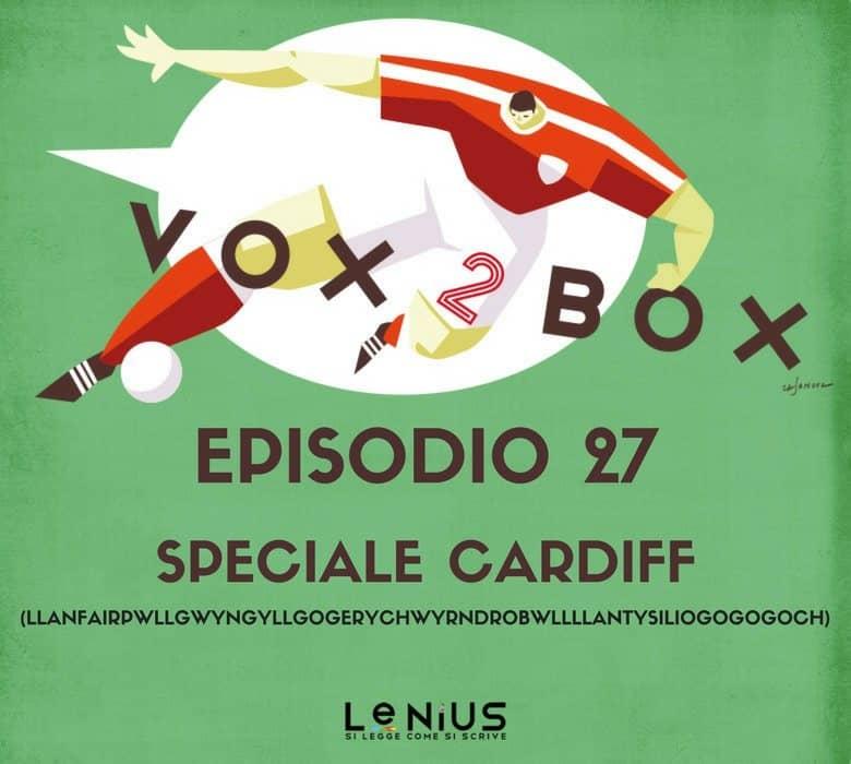 vox 2 box episodio 27