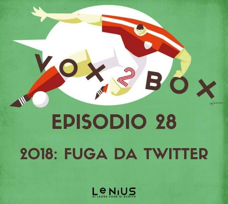 vox 2 box episodio 28