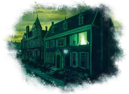Le descrizioni di Lovecraft dan materiale a molti giochi.