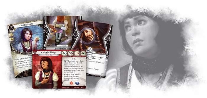 Carte di una dei personaggi