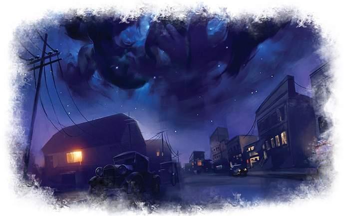 Altra ambientazione di Arkham Horror
