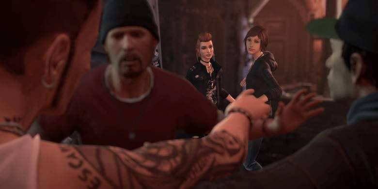 Screenshot del gioco