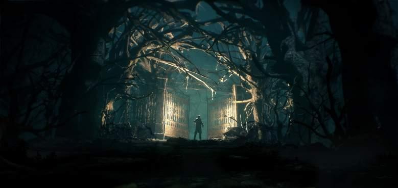 I misteri lovecraftiani in un cimitero...