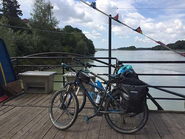 Ciclovia del Danubio Wilhering