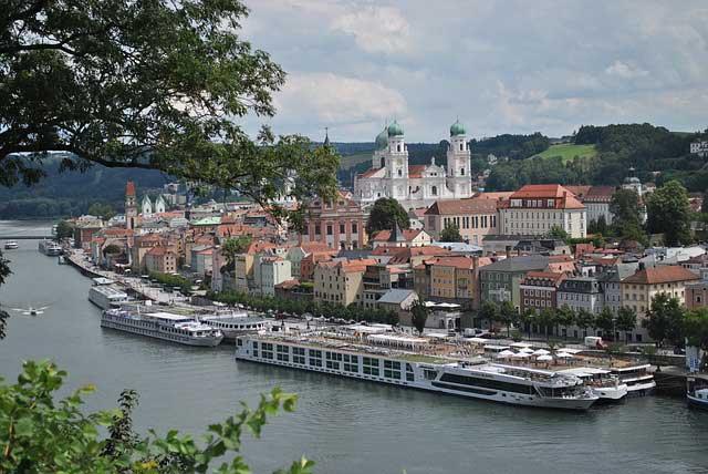 Ciclovia del Danubio Passau