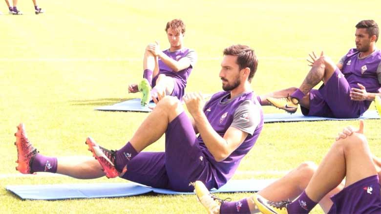 Immagine di Davide Astori, capitano della Fiorentina e sicurezza per chi cerca un difensore sempre a punti per il Fantacalcio