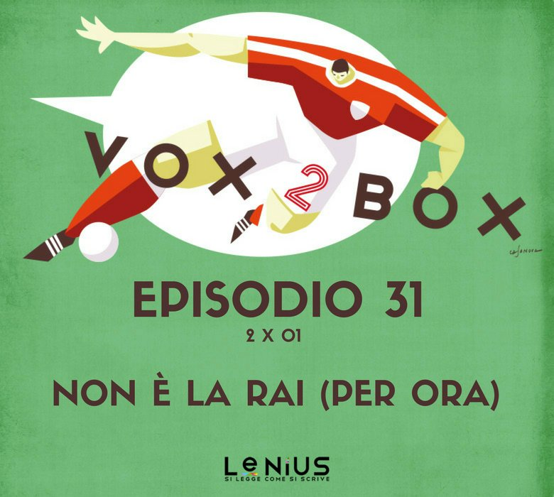 episodio 31 2 x 01 vox 2 box