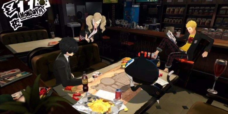 Il Café di Persona 5