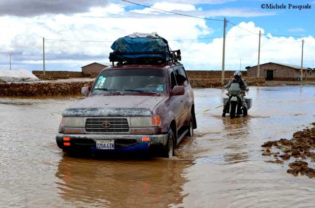 El Salar de Uyuni Bolivia
