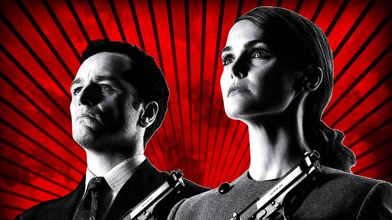 The Americans serie tv 2018