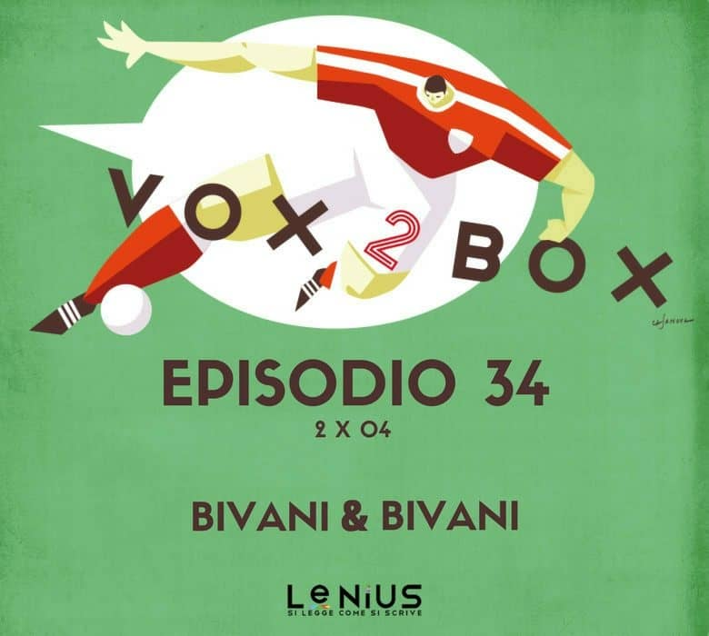 vox 2 box episodio 34