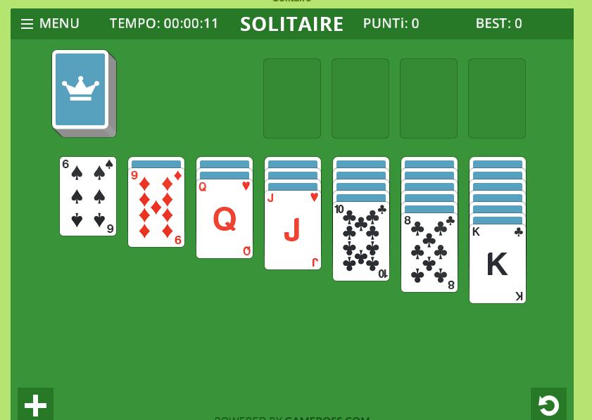 gioco solitario