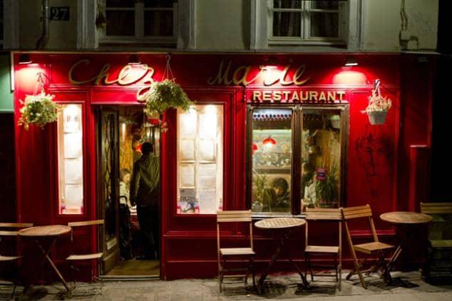 Mangiare a parigi spendendo poco possibile for Parigi non turistica