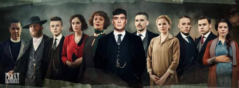 Peaky Blinders tra le serie tv più attese