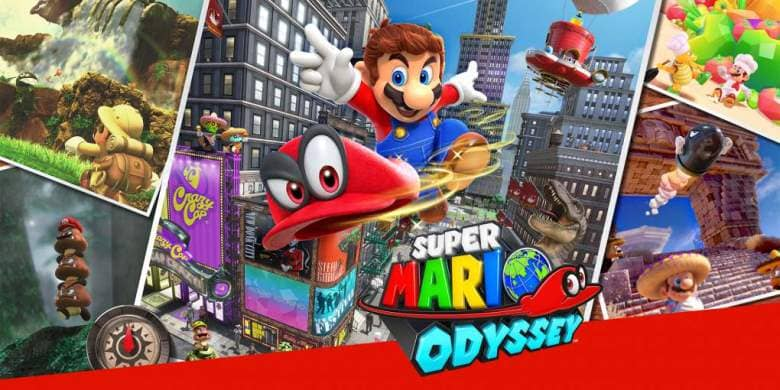 Super Mario Odyssey per Nintendo Switch
