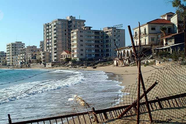 Viaggio a Cipro Varosia