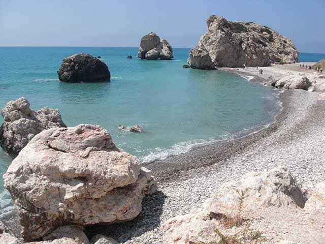 Viaggio a Cipro Petra Tou Romiou