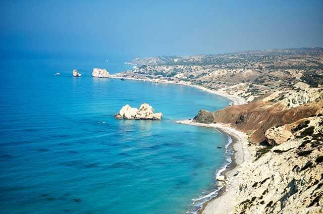 Viaggio a Cipro spiaggia