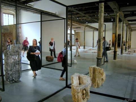 padiglione infinito biennale venezia 2017