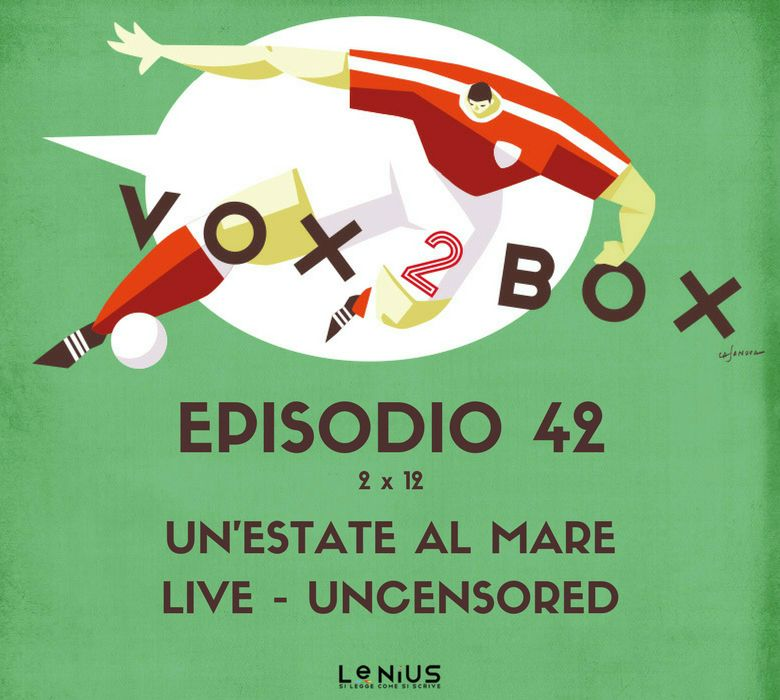 vox 2 box episodio 42