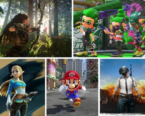 Giochi Xbox One, PS4 e Switch