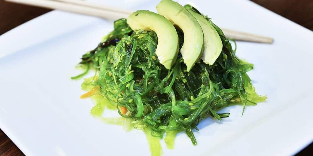 alghe in cucina