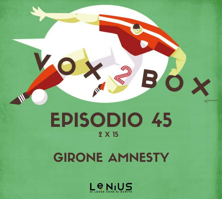 vox 2 box episodio 45
