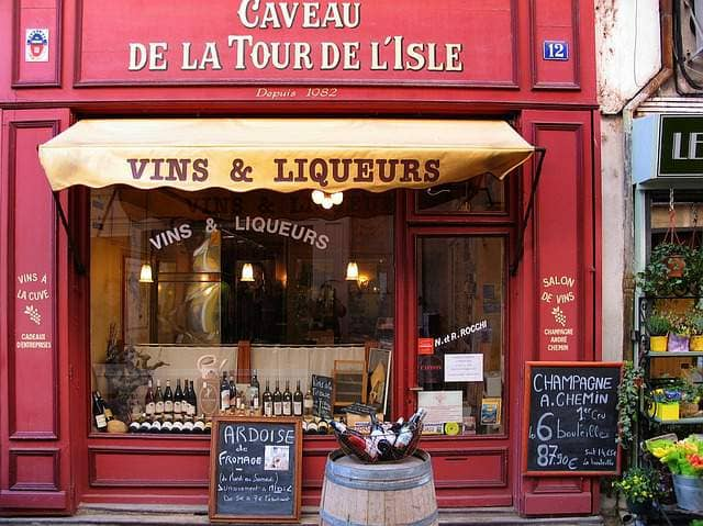strade del vino nel sud est francia provenza