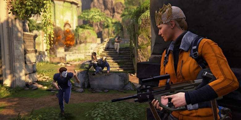 videogiochi 2017 Uncharted 4