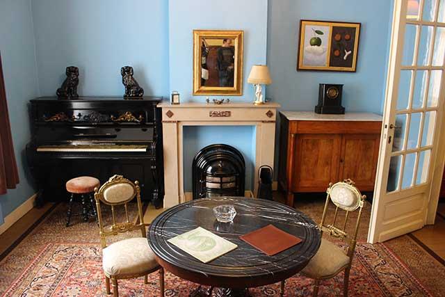 Casa Magritte Bruxelles
