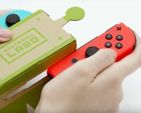 Cos'è Nintendo Labo