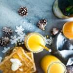cocktail mimosa e torta mimosa