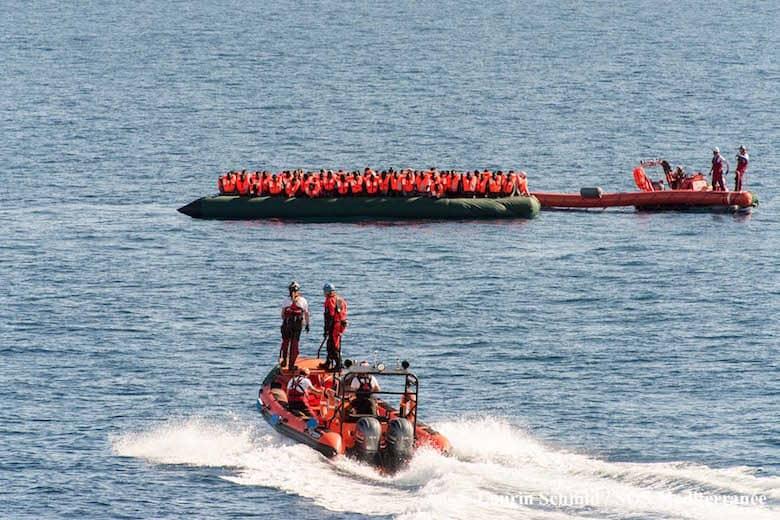 salvataggio-migranti-in-mare