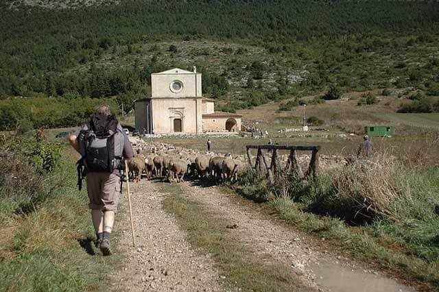 Viaggi a piedi Tratturo Magno L'Aquila Foggia
