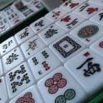 Mahjong tessere