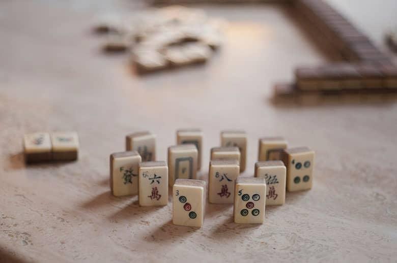 Mahjong origini