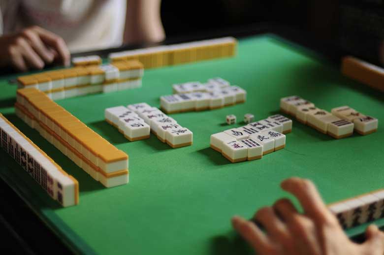Mahjong come si gioca