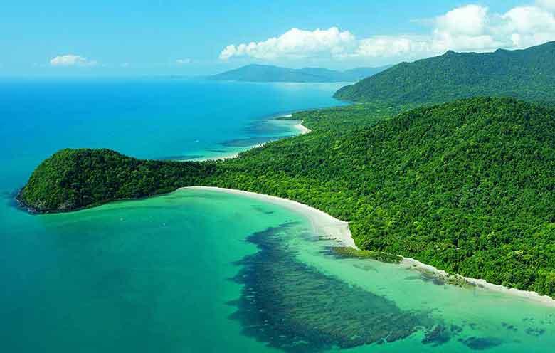 Spiagge più pericolose del mondo Cape Tribulation Hawaii
