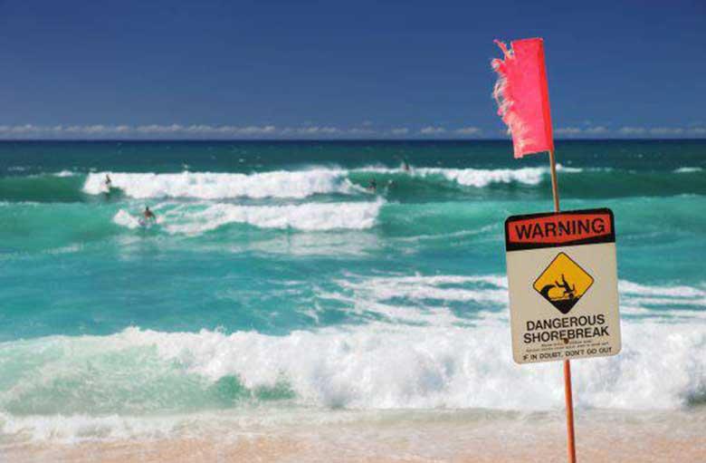 Spiagge più pericolose Hanakapiai beach