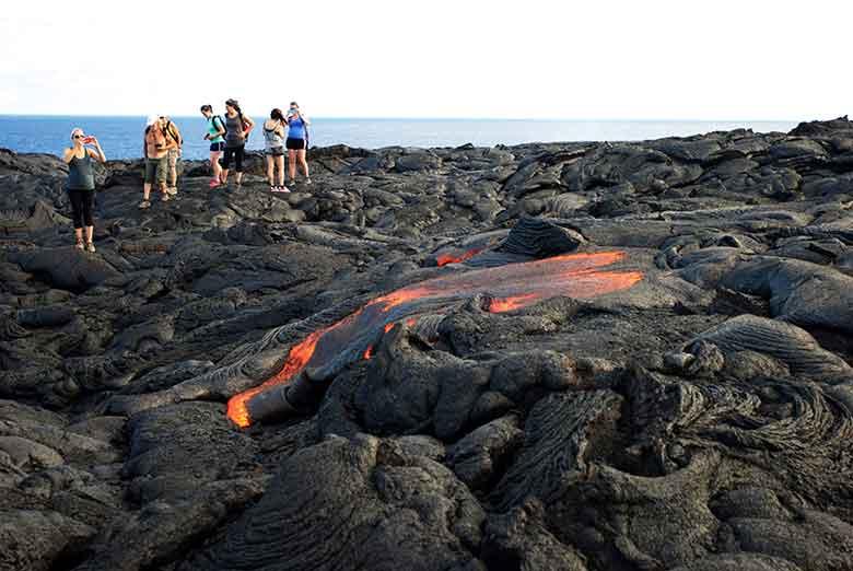 Spiagge più pericolose del mondo Kilauea Beach