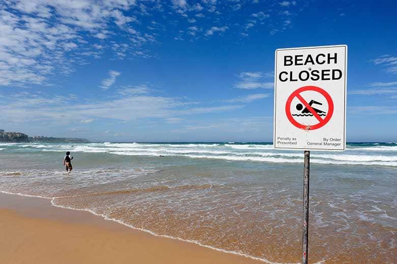 Spiagge più pericolose del mondo