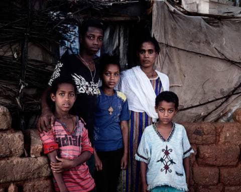 Rifugiati Eritrea