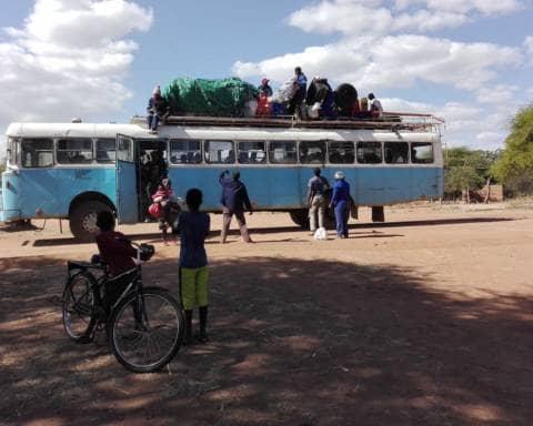 cosa succede in zimbabwe