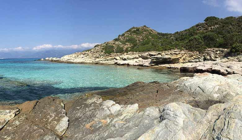Corsica spiaggia del Loto