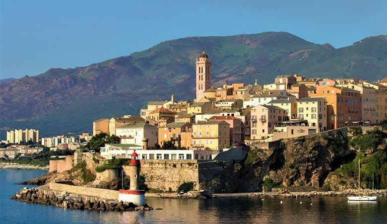 Bastia Corsica