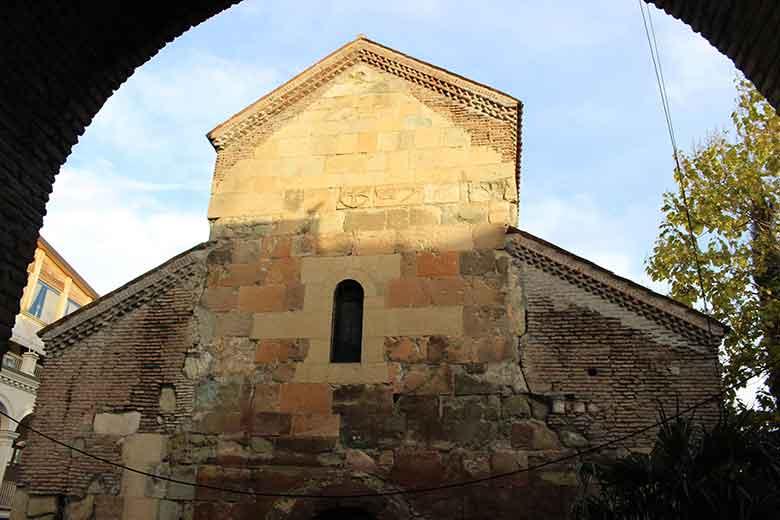Tbilisi Georgia Basilica di Santa Maria Anchiskhati
