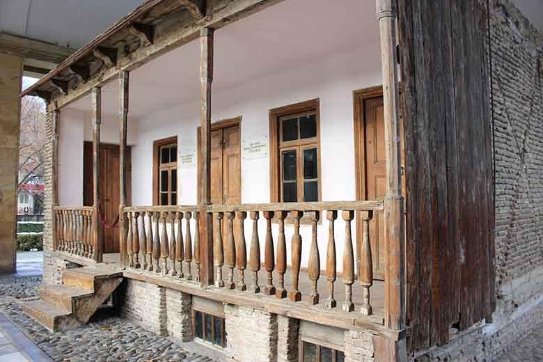 Tbilisi casa natale di Stalin a Gori