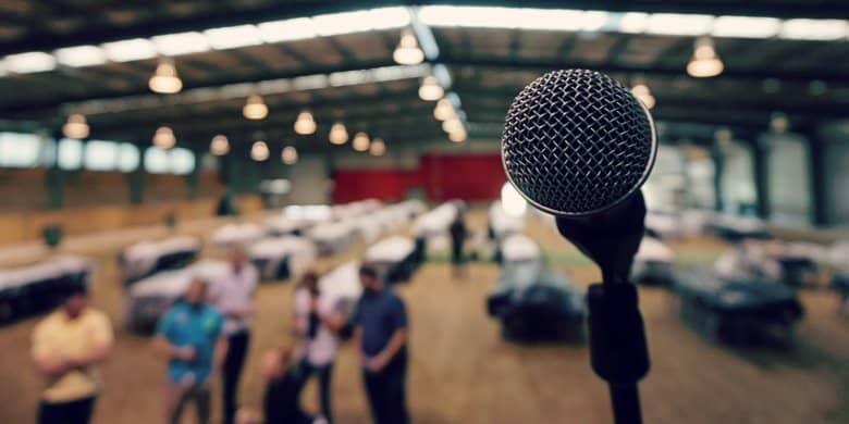 Evento di comunicazione non profit